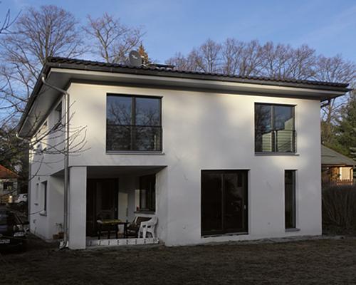 einfamilienhaus - das planungsbüro für intelligente ... - Grose Fenster Wohnzimmer